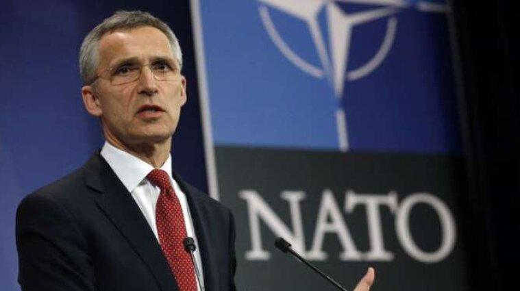 Столтенберг закликав Грузію прискорити підготовку до вступу в НАТО