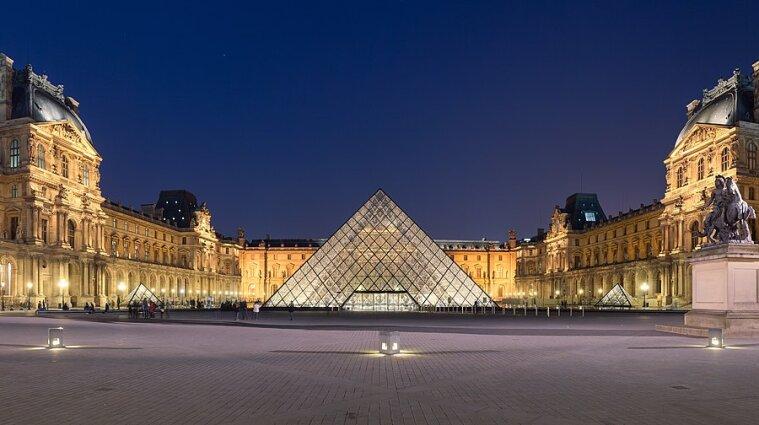 Лувр оцифрував всю свою колекцію творів мистецтва