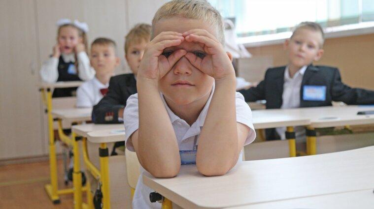 В Днепропетровской области во время урока школьник получил сотрясение мозга