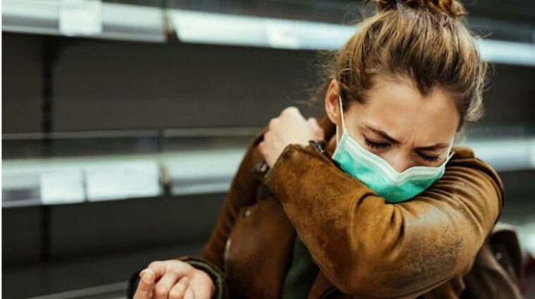 Жорсткий карантин зменшить кількість випадків захворювання на COVID-19