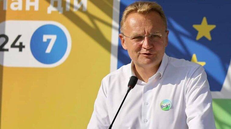Місцеві вибори-2020: Садовий залишається мером Львова