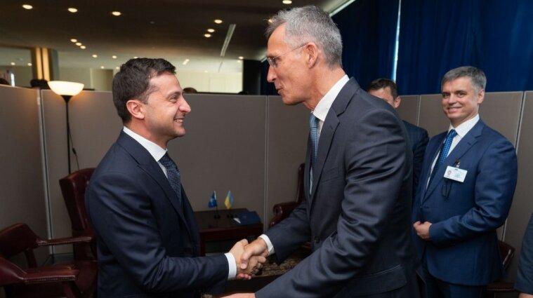 Найближчою метою України є отримання ПДЧ у НАТО - Зеленський