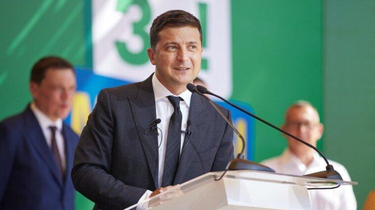 Лерос: Зеленський вирішив піти на другий президентський термін