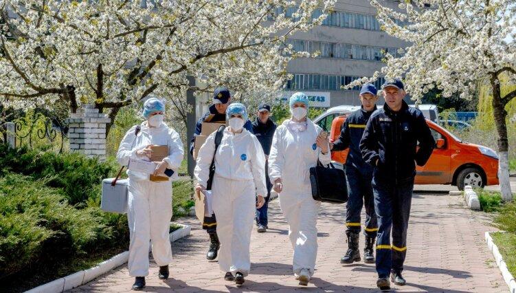 В Україні виявили майже три тисячі нових випадків коронавірусу