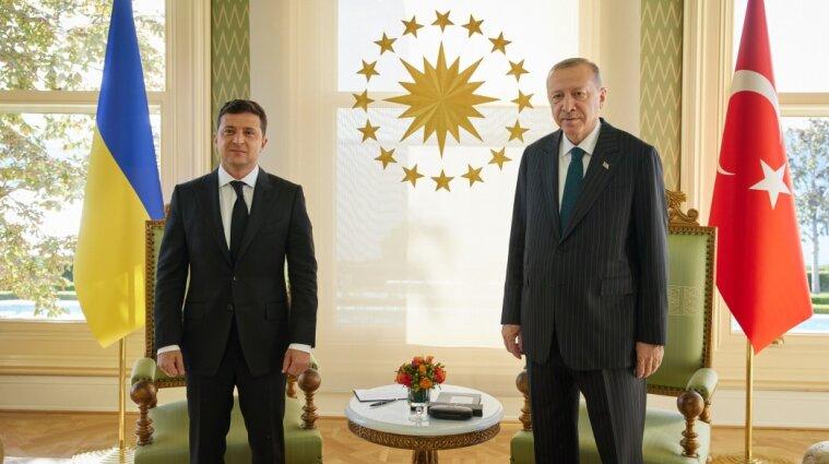 Зеленський та Ердоган підписали спільну заяву