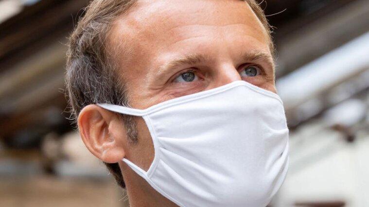 Пощечина президенту Франции: что грозит нападающему