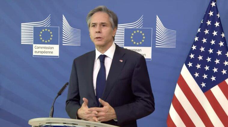 Стало известно, когда госсекретарь США прибудет в Украину