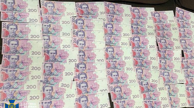 В Киеве задержали банду фальшивомонетчиков (фото)