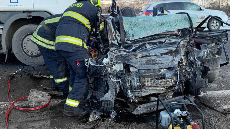У Закарпатській області унаслідок ДТП загинуло п'ятеро людей