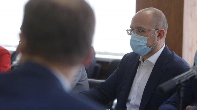 В Україні спостерігається експонентне зростання кількості хворих на COVID-19 - Шмигаль