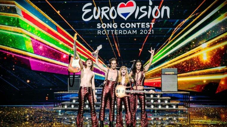 Евровидение-2021: победила Италия, а Украина в пятерке лучших