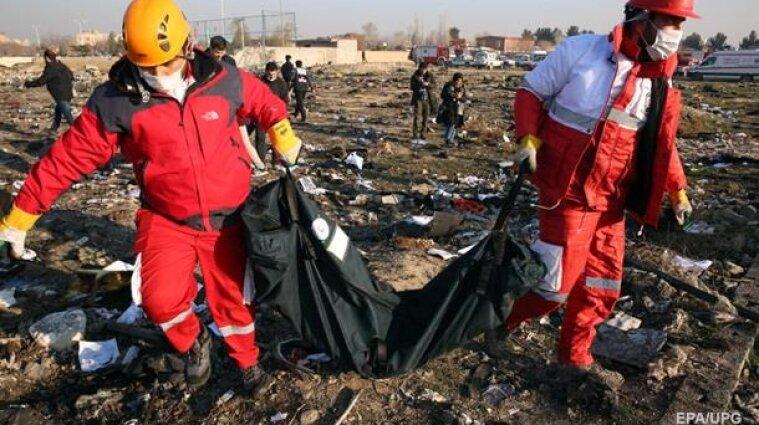 Літак визначили як ворожу ціль - Іран оприлюднив остаточний звіт