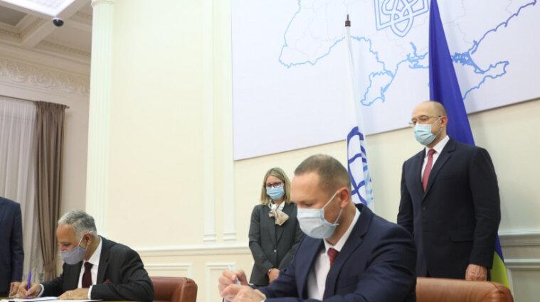 Украина подписала с МБРР два соглашения на 411 млн долларов