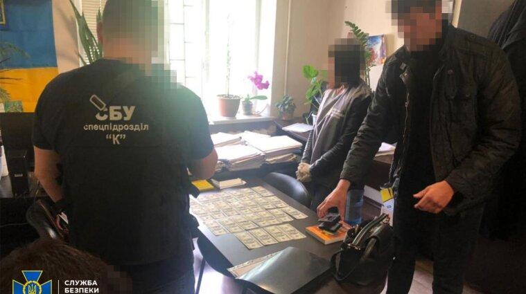 В Днепре задержали судью на организации коррупционной схемы