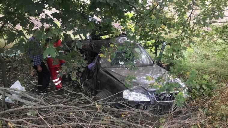 Тело оказалось в багажнике: трое пенсионеров попали в смертельную аварию на Киевщине - фото