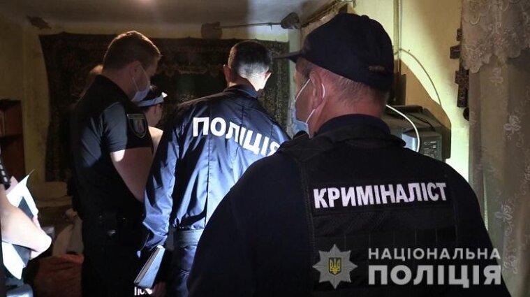 Женщина в Киеве до смерти забила своего сожителя - видео