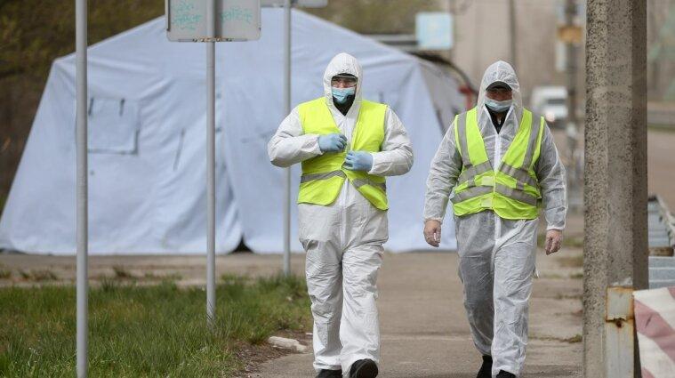 В Украине обнаружили 1205 новых случаев коронавируса