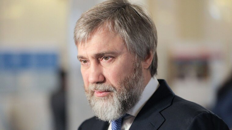 """Олигарх Новинский заявил о постепенном выходе из политики и закрытии проекта """"Оппоблок"""""""