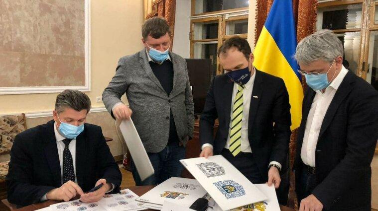 В Україні обрали ескіз Великого державного герба України