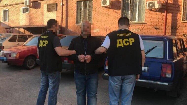 """У Запоріжжі арештували """"злодія в законі"""" із санкційного списку РНБО"""