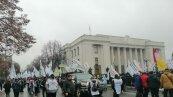 Акція протесту ФОПів у Києві