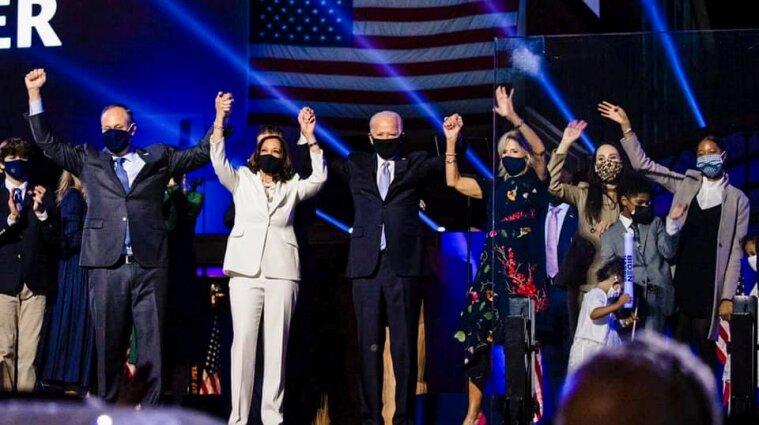 Байдена офіційно визнано переможцем президентських виборів