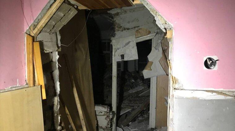В Кривом Роге обвалился дом: погиб человек