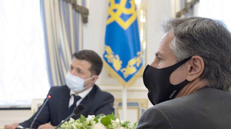 Госсекретарь США в Украине: встреча с Зеленским и планы на будущее