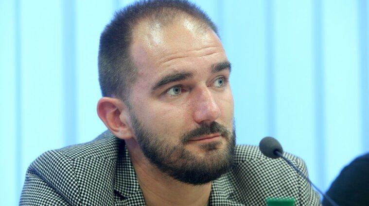 Юрченко написав заяву за напад на водія автівки, в яку в'їхав у Львові