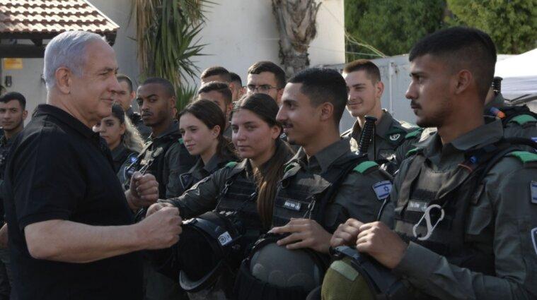 Нетяньягу: ХАМАС заплатить високу ціну за випущені по Ізраїлю ракети