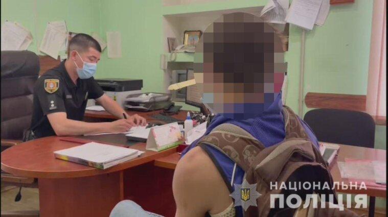Бездомный изнасиловал ребенка в Одесской области