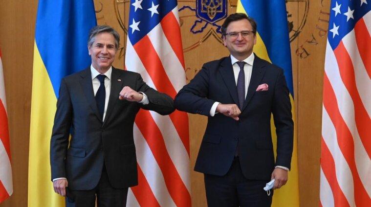 США хотят подтвердить сильное партнерство с Украиной - Блинкен