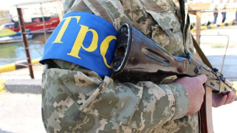 На юге Украины объявили сбор войск территориальной обороны