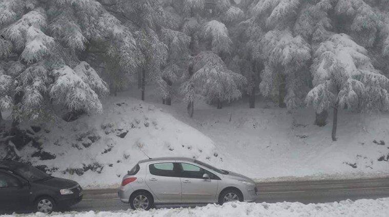 Льодяний дощ накриє Україну - синоптик
