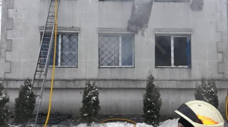 Пожежа у будинку для літніх людей у Харкові: загинули 15 людей