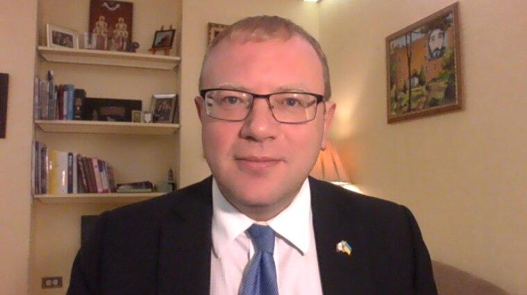 Зеленський звільнив посла України в Канаді