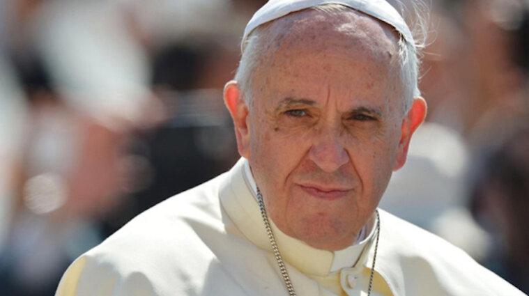 Папа Римський вакцинувався від коронавірусу