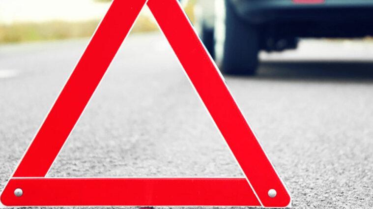 В Херсонской области грузовик сбил насмерть полицейского
