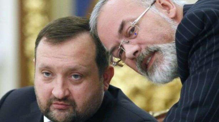 Арбузова і Табачника виключили із санкційного списку ЄС