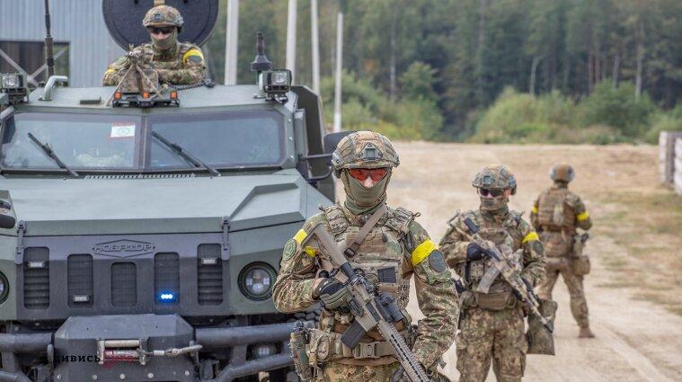 """На Львовщине начались международные военные учения  """"Три меча"""""""