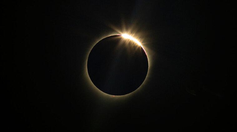 """Украинцы смогут увидеть """"огненное"""" солнечное затмение"""