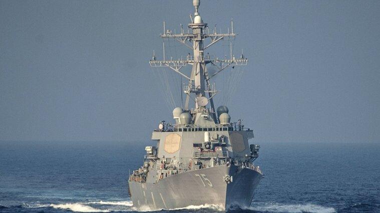 Два американських кораблі увійшли в Чорне море