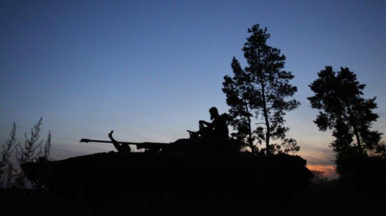 Оккупанты на Донбассе ранили украинского воина