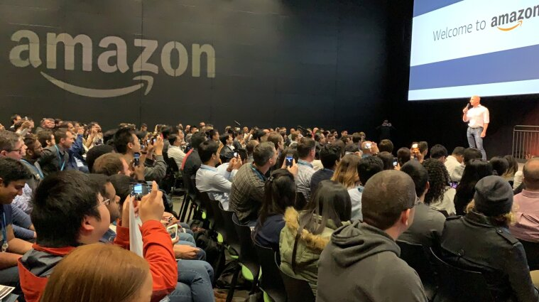 Статки засновника Amazon Безоса рекордно зросли