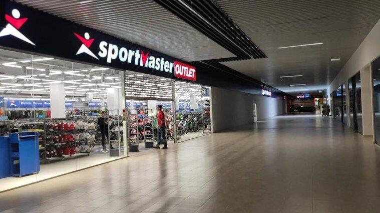 """Несмотря на санкции, магазины """"Спортмастера"""" продолжают работать - СМИ"""