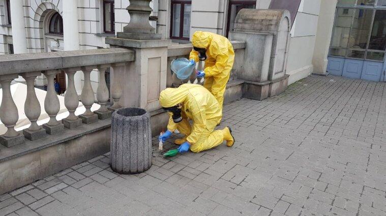 У Львові на вокзалі розлили 600 грамів ртуті