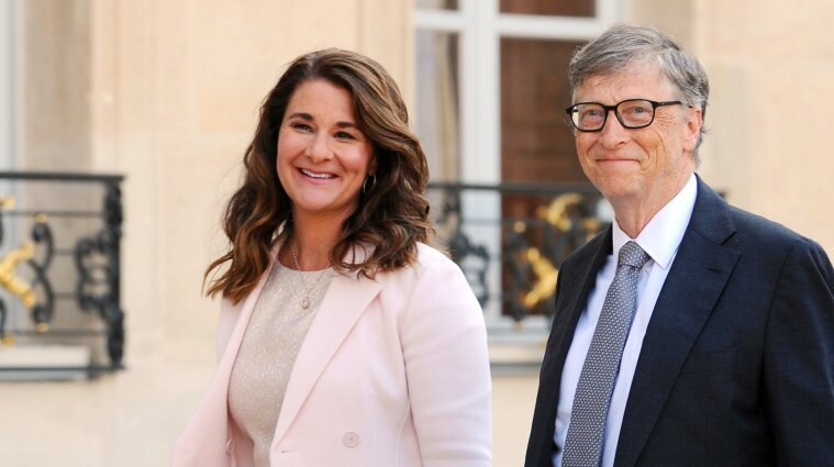 Білл Гейтс розлучається з дружиною після 27 років шлюбу