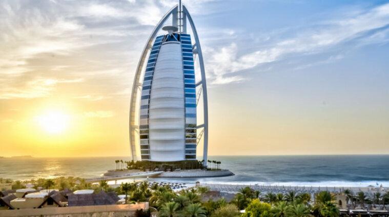 В ОАЭ искусственно вызвали дожди в 50-градусную жару (видео)