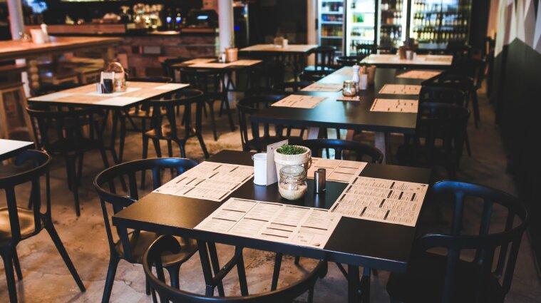 В Тернополе кафе и рестораны будут работать с ограничениями