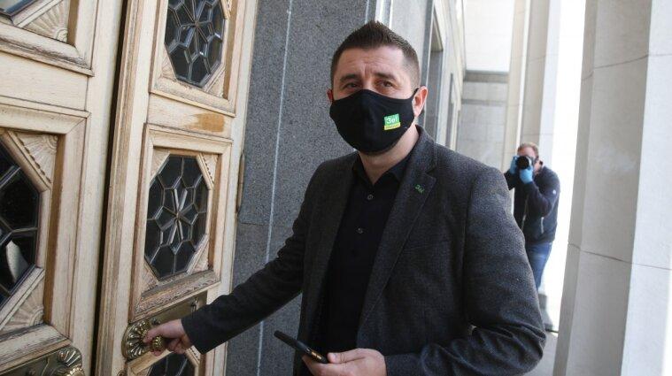 Арахамія розповів, як Тищенко може залагодити свою вину за вечірку у карантин